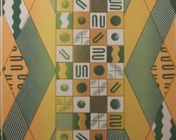 Twiggle Alicia NautaSilkscreen on Paper. 2012