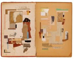 "Jacob WhibleyIOU9.5 x 7.5"" Paper ephemera. 2012"