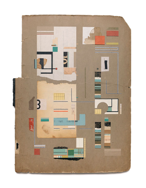 "Jacob WhibleyAether Mass Test10 x 13.5"" Paper ephemera 2012"