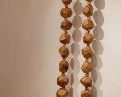 Noel MiddletonDialCedar, Maple, Copper Wire, Tung Oil. 14' long. 2012