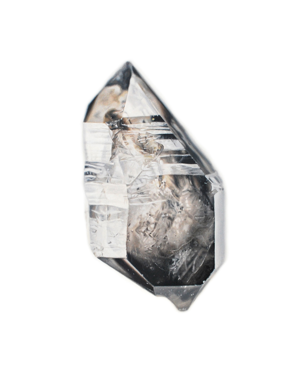 Carly Waito, Smoky Quartz X, 2014