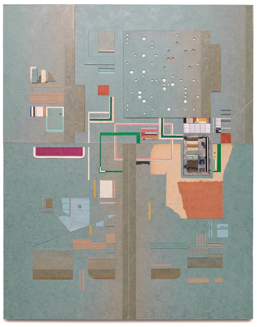 Jacob WhibleyAppearing to View Paper ephemera. 2012