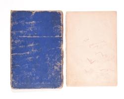 "Jacob Whibleycon temporal airy Paper ephemera,  10.25 x 7.625""  2013"