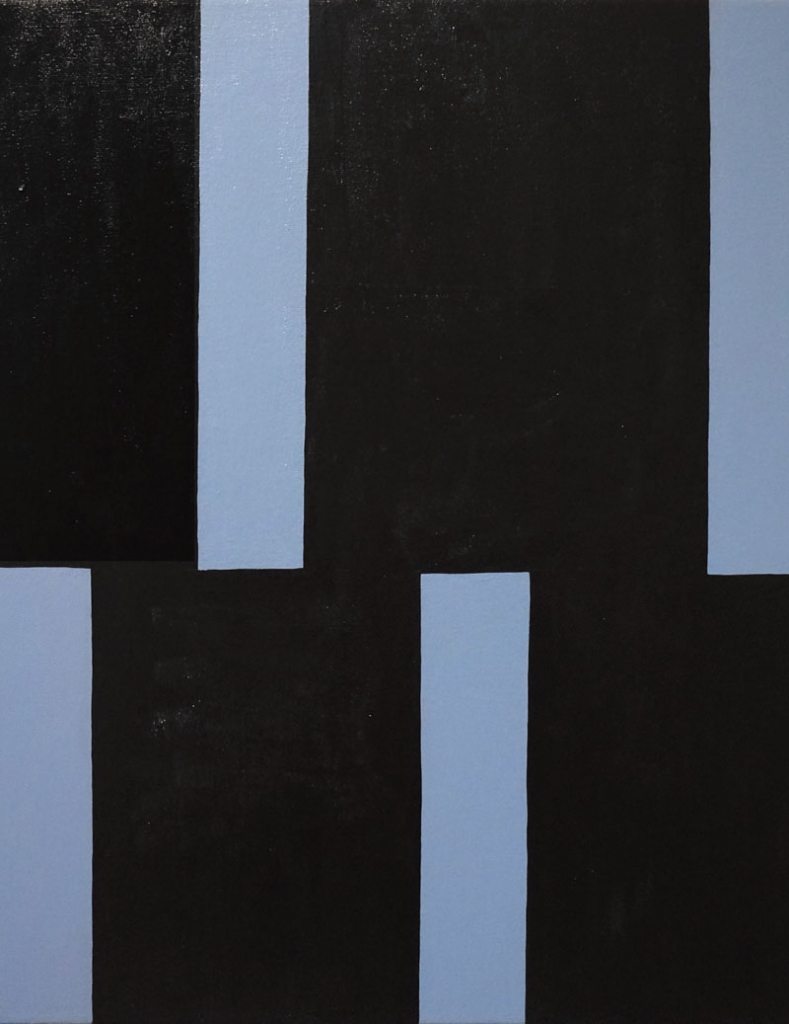 Matthew Feyld Untitled, 2014 Acrylic on Canvas, 16 x 20 in.