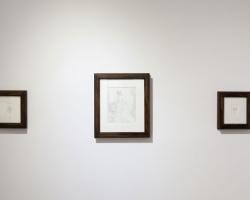 Lauchie Reid Hyacinths & ThistlesInstallation