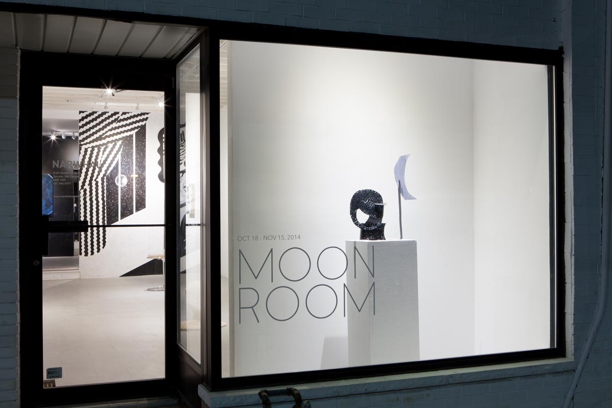 Moon RoomInstallation View