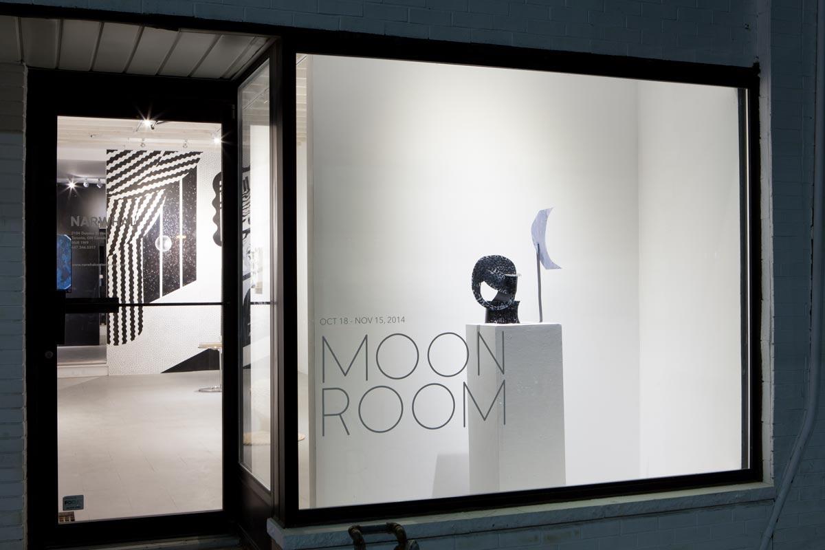 Moon RoomInstallation View