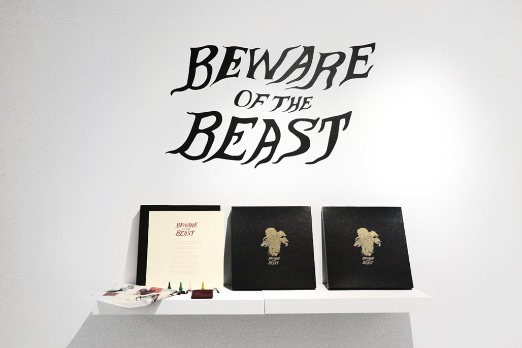 bewareofthebeast_installation
