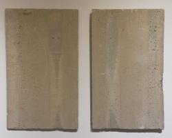 Noel Middleton Material Appendix VI/VII, 2014  Reinforced cement.