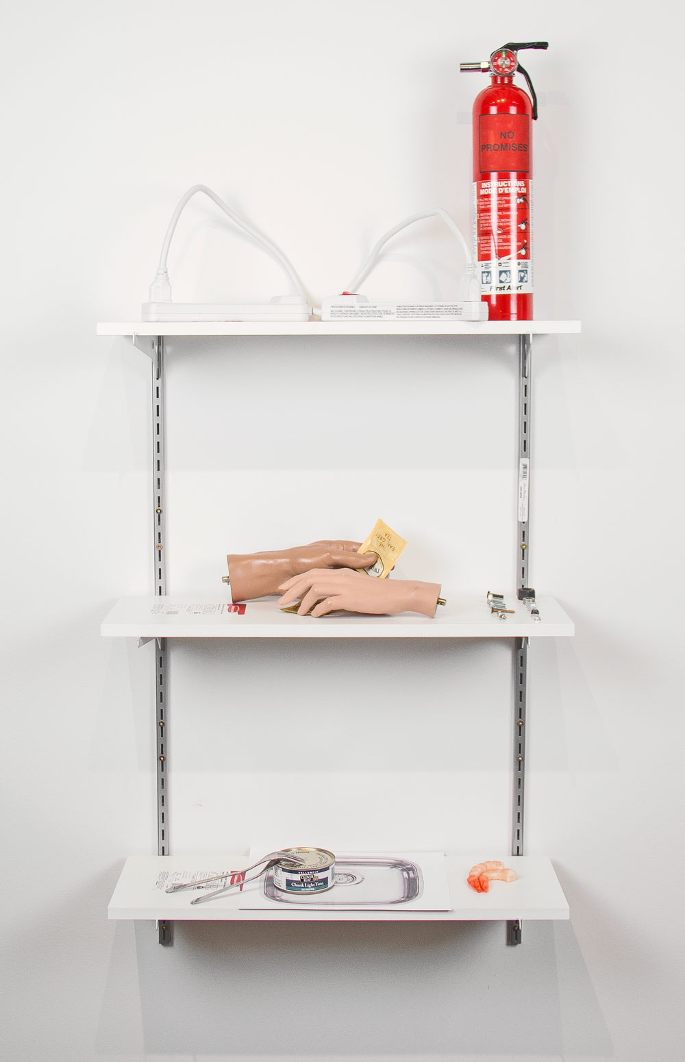 Tibi Tibi Neuspiel The Difference between Art and MusicMixed media, found objects, Various sizes 2013
