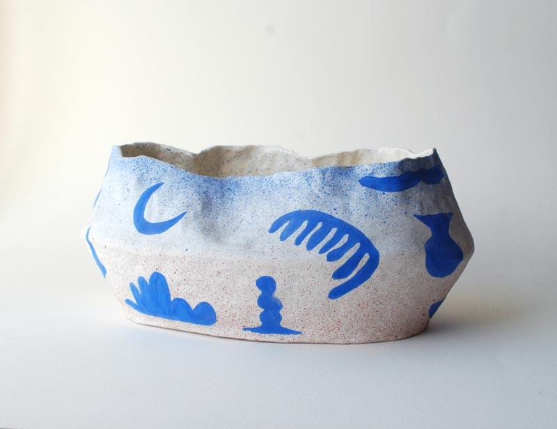 Eunice LukUntitled, 201413 x 8.5 x 6 in. Ceramic.