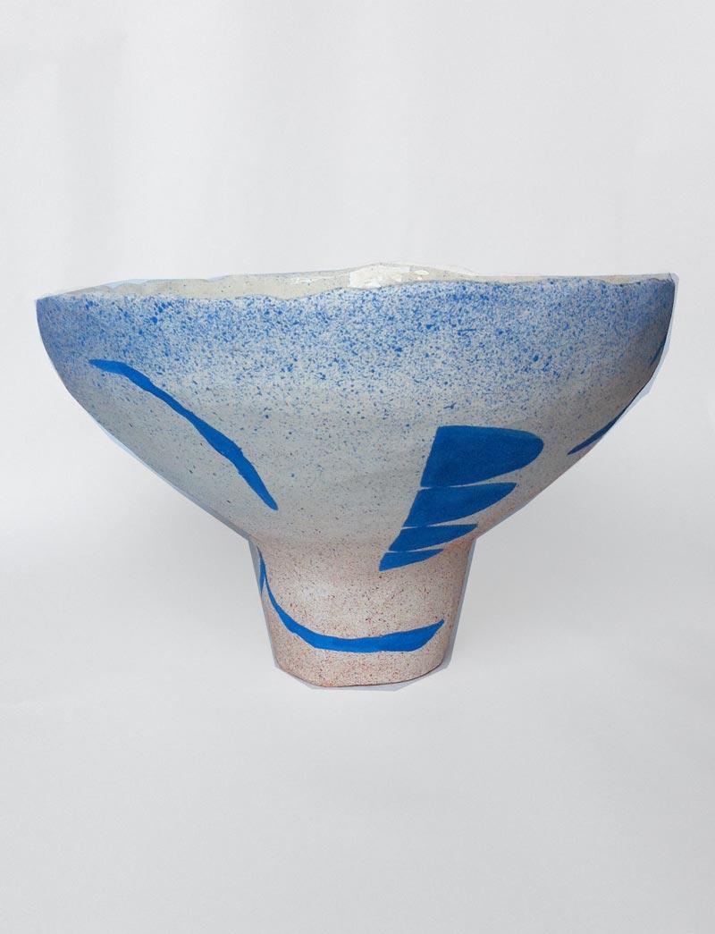 Eunice LukUntitled, 201512 x 12 x 8.5 in. Ceramic.