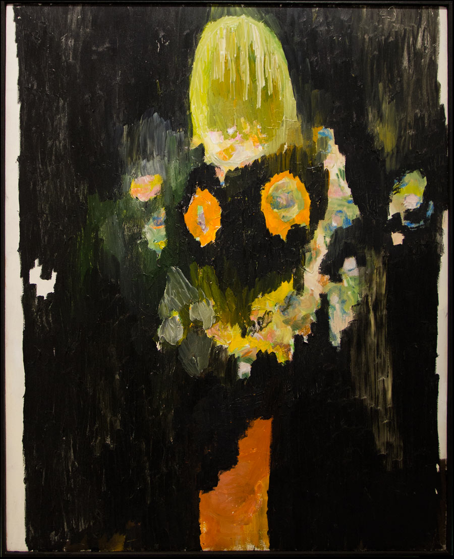 Lisa DiQuinzioMinty, 201224 x 30 in. unframed, 24.25 x 30.25