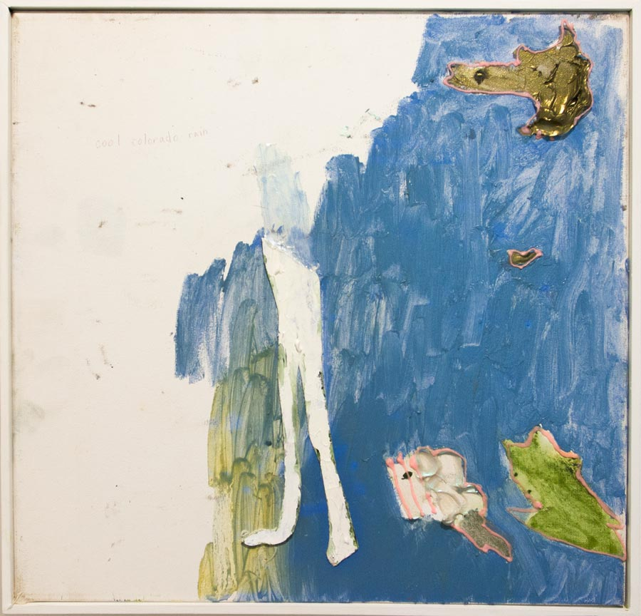 Lisa DiQuinzioRabbit Blues, 201516 x 16