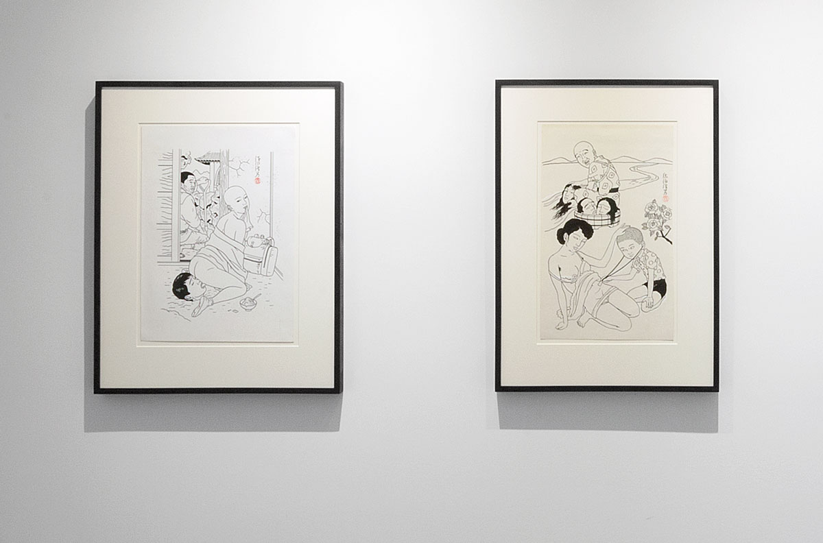 toshiosaeki_artworkframed