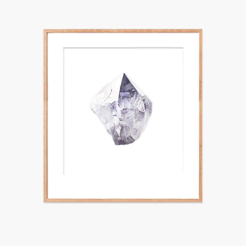 Amethyst VIIArchival ink on Somerset archival paper. Signed & numbered edition of 75 17 x 17